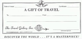 The Travel Gallery Inc.